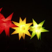 Inflatable stars