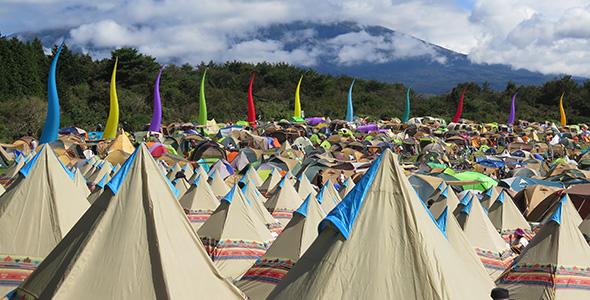 Asagiri Jam festival