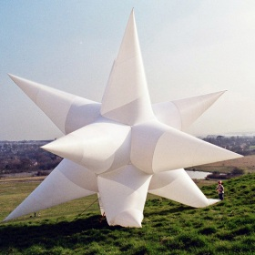 Crashed Star - 10m Star - Bristol, UK