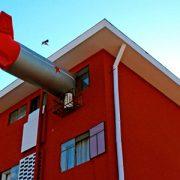 Inflatable street art